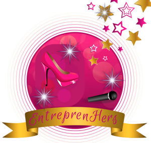 The EntreprenHer Show Logo